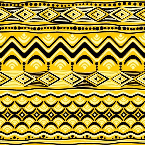 AOSSY-afrique-motif-jaune