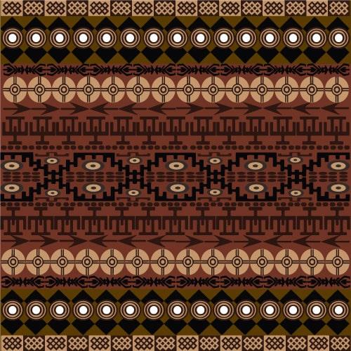AOSSY-afrique-motif-marron