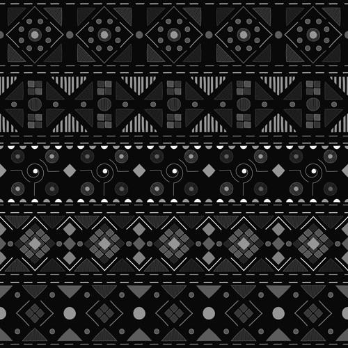 AOSSY-afrique-motif-noir
