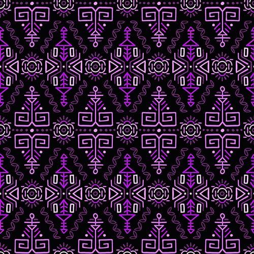 AOSSY-afrique-motif-violet