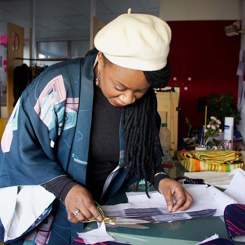 Beatrice Monne - Créatrice AOSSY PARIS