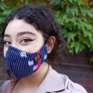 AossyParis - Béatrice Monné - Création - Masques en tissu traditionnelle - covid 19 - handmade - santé - handmade